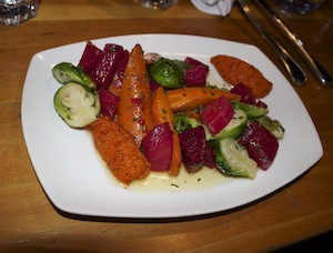 Seasonal Vegetables. Photo by Healthy Dine Out.