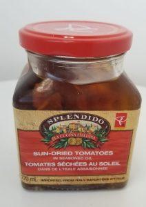 PC Brand Splendido La Cucina Italiana Sun-Dried Tomatoes.