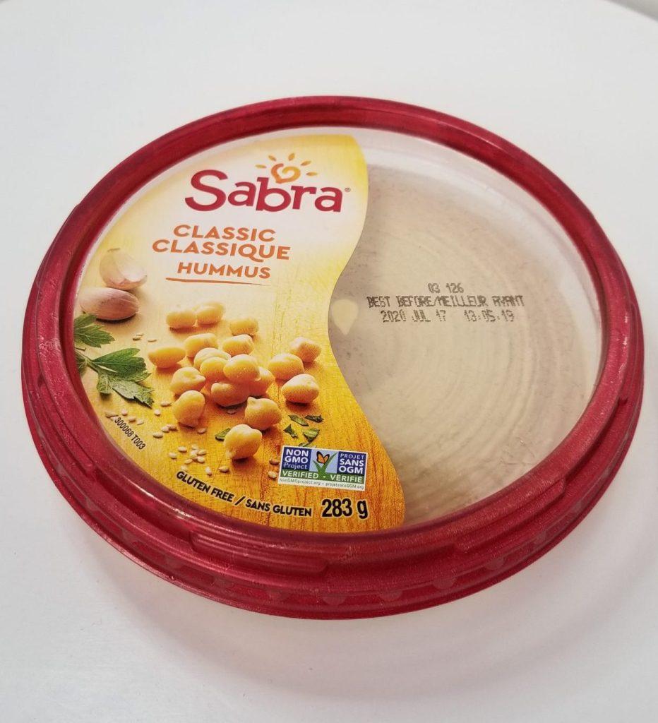 Sabra Classical Hummus Review.