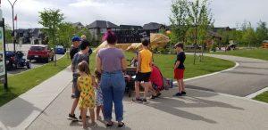 Easton Grant Fundraiser for BMX Bike. Food Stand to raise Money for Custom Bike!
